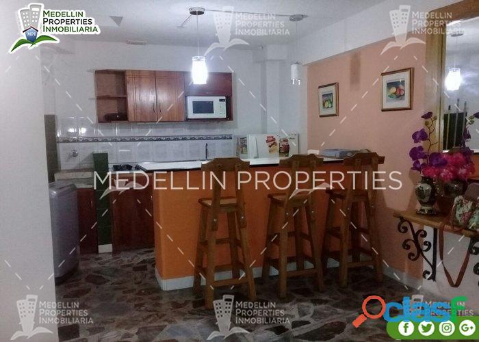 Arrendamientos de apartamentos en medellín cód: 4832