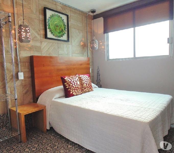 Suites equipadas con todos los servicios incluidos!