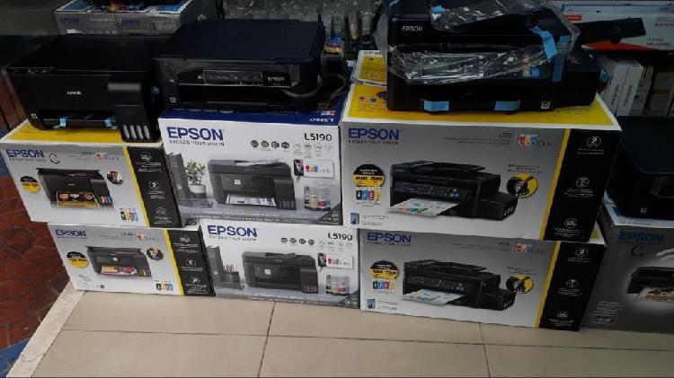Impresoras epson de sistema original o de sistema adaptada