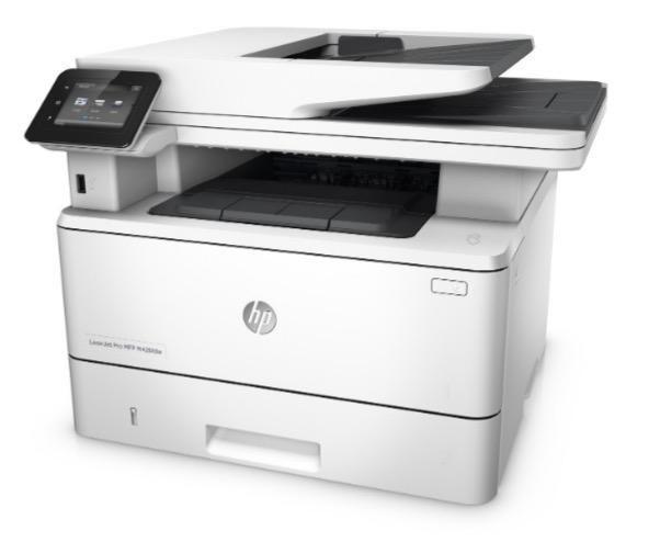 Impresora hp laser pro mfp m 281 fdw.