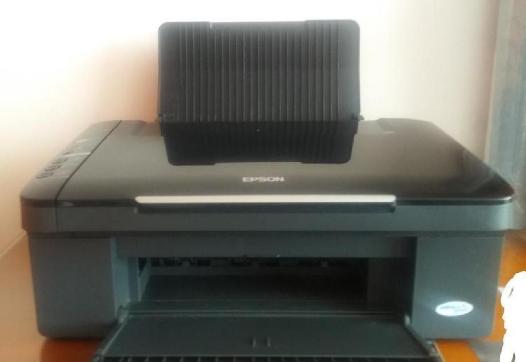 Impresora multifuncional epson tx105