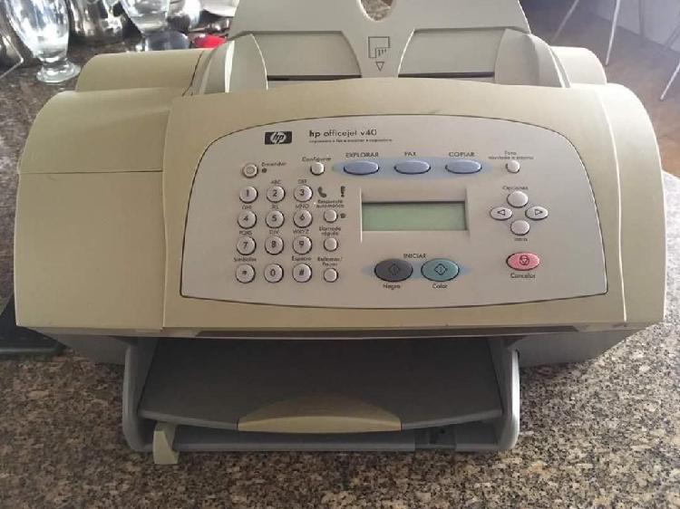 Multifuncional hp office jet v40