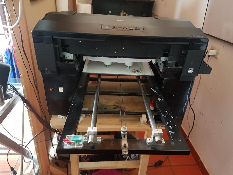 Vendo impresora dtg