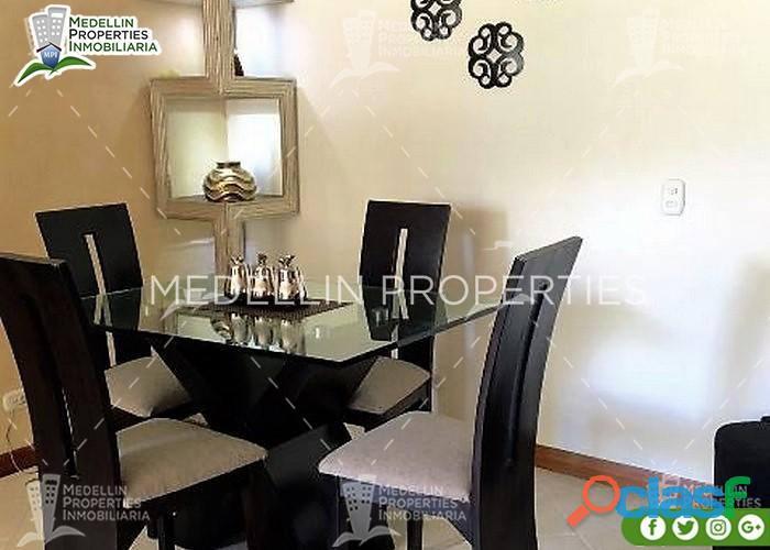 Alquiler de apartamentos amoblados en sabaneta cód: 4639