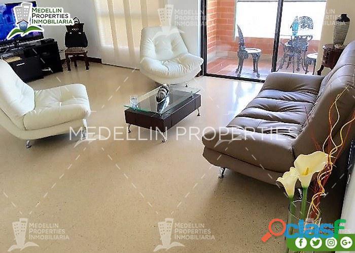 Alquiler de Apartamentos Amoblados por dias en Medellín Cód: 4608