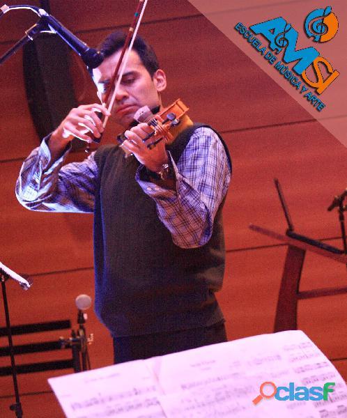 Escuela de música y arte en bogotá: clases para niños, jóvenes y adultos de: piano, guitarra, violín