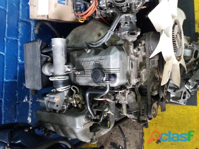 Motor usado mazda b2600