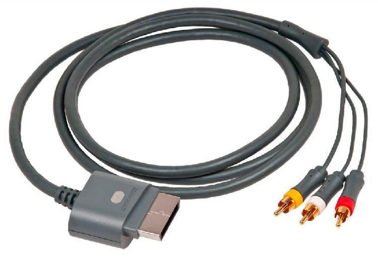 c0dcfdd5315 Cable video y audio xbox 360 arcade domicilio gratis