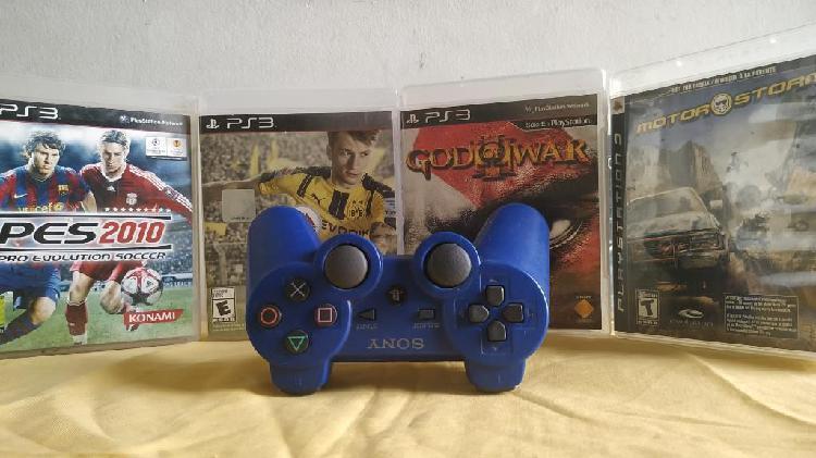 Control ps3 y juegos