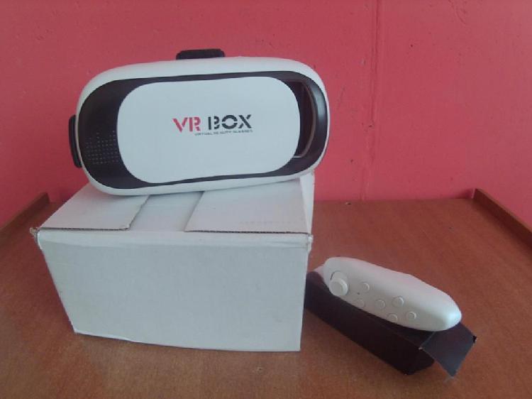 Gafas vr box realidad virtual control