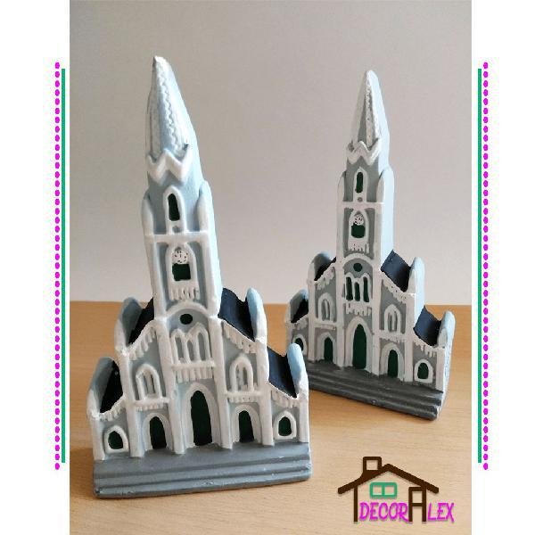 Replica iglesia la ermita artesanal