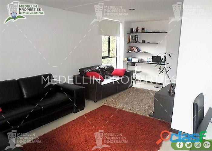 Apartamentos amoblados en alquiler medellín cód: 4540 ..................