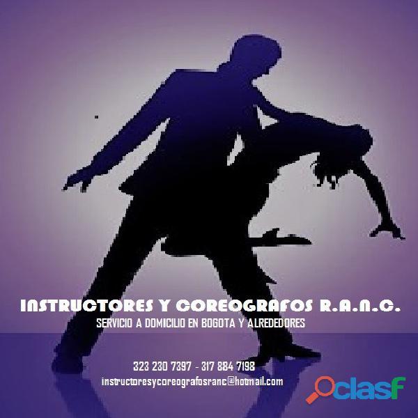 Clases de baile a domicilio – montajes coreograficos