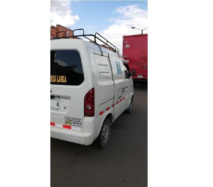 Camioneta hafei minyi cargo 2013, 1051cc