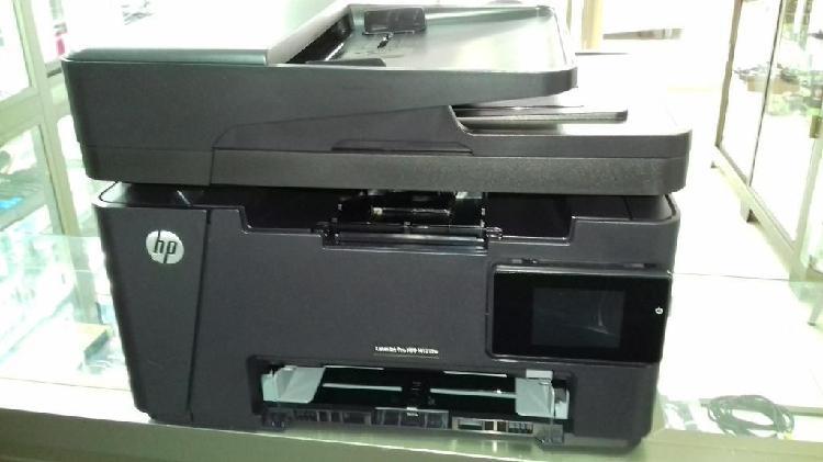 Impresora hp laserjet pro mfp m127fw usb/wifi