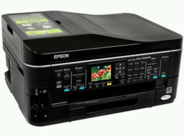 Impresora multifunctional tx 620