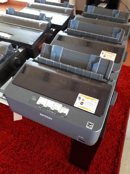 Impresoras epson lx350 y 300ii