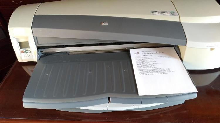 Plotter hp designjet 110plus impresora
