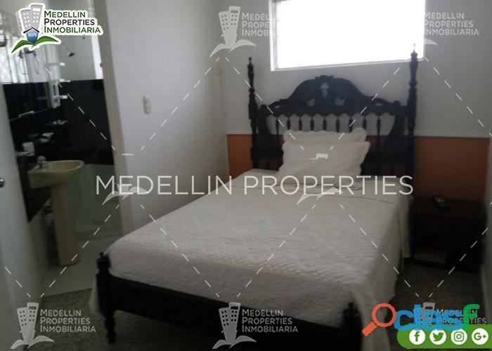 Alquiler de apartamentos amoblados en medellín cód: 4866