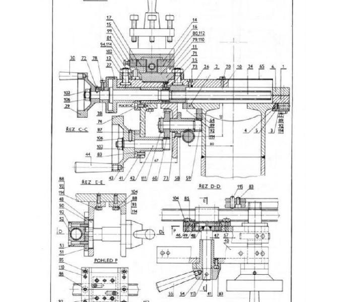 Curso basico de dibujo mecanico alumnos decolegios industria