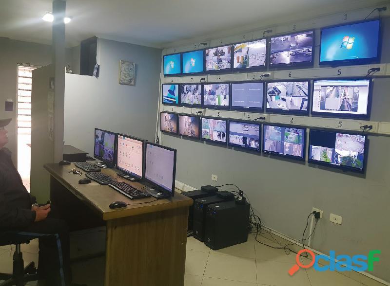 Servicio profesional en el sector de la vigilancia privada / bogota