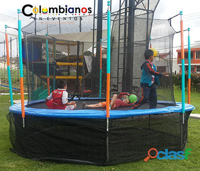 Trampolines tabio inflables