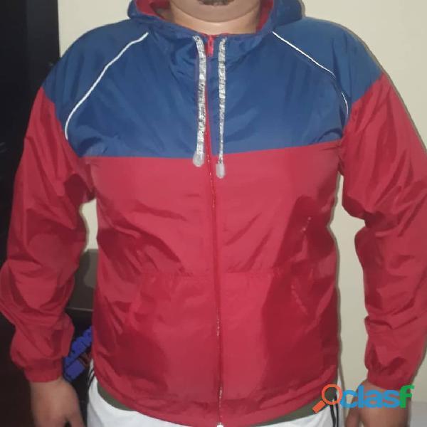 Vendo chaquetas rompe vientos hombre y mujer