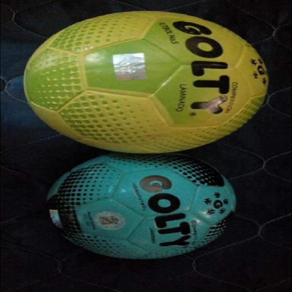 Balones golty originales