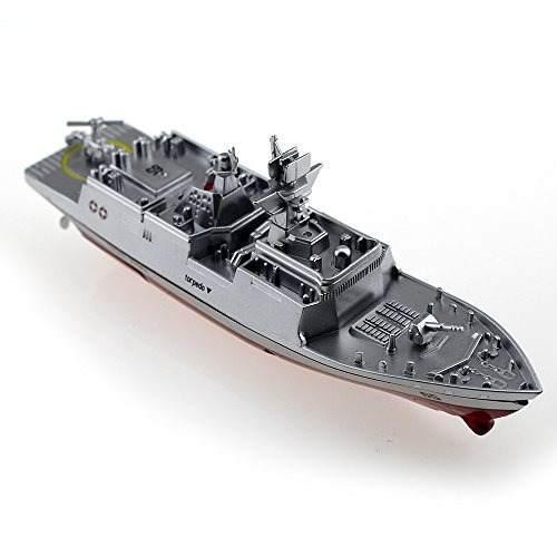 Barco Militar Naval Modelo Modelo Control Remoto Barco Lanch