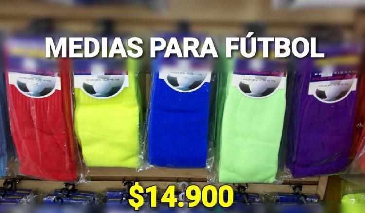 Medias para futbol adulto de calidad
