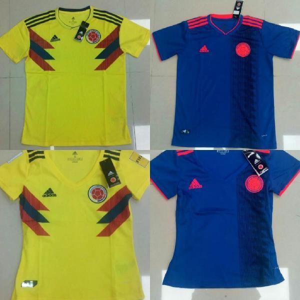 Promocion camiseta seleccion colombia