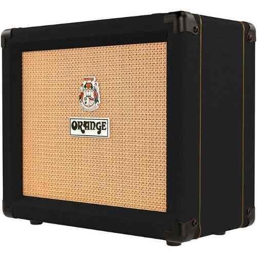Amplificador Guitarra Orange Crush 35rt 35w Black Edition