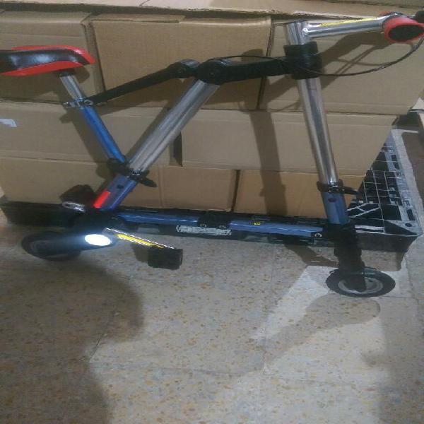 Bicicleta plegable abike promoción