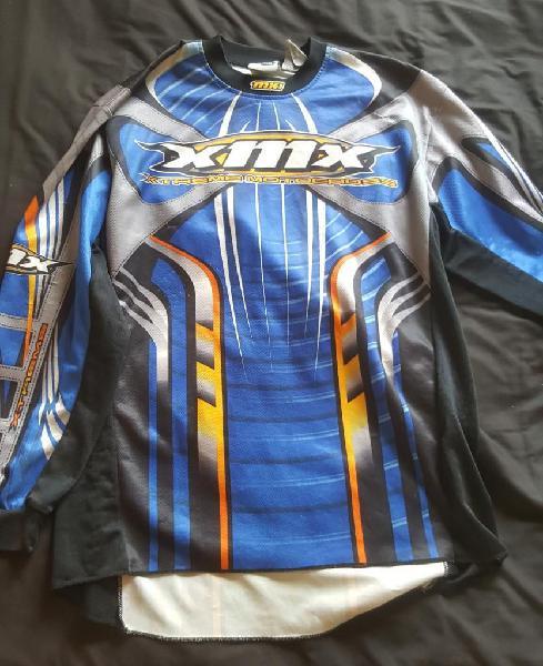 Camiseta motocross bicicross talla m xmx