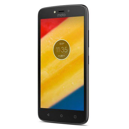 Celular Motorola C Xt1750 8gb Single Sim 3g Negro