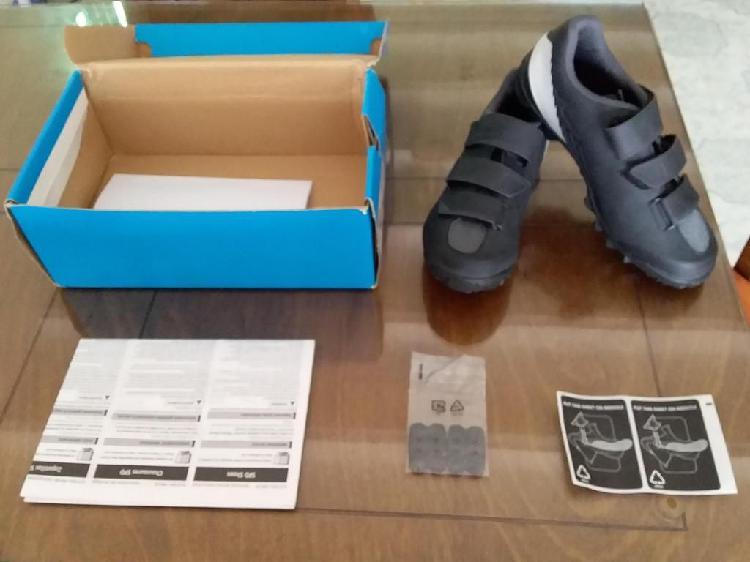 Zapatillas ciclismo shimano me2