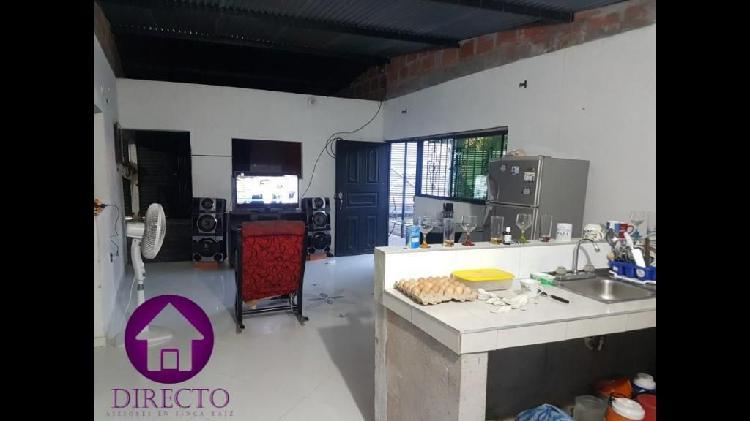 Casa / lote en venta de 752 mts2 en el municipio de sabana
