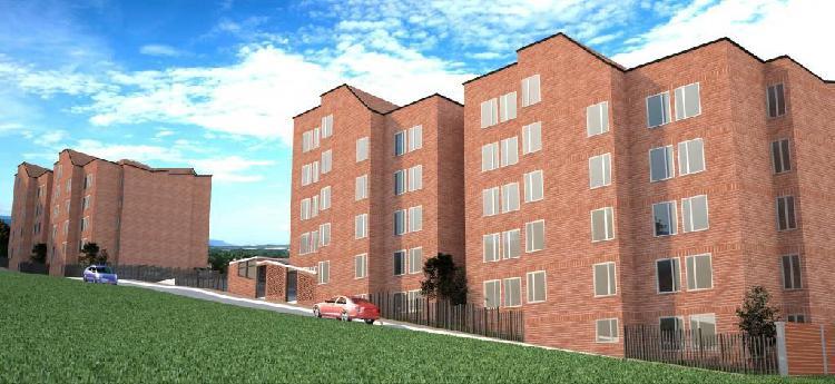 Conjunto residencial altos de la villa. apartamentos de 3