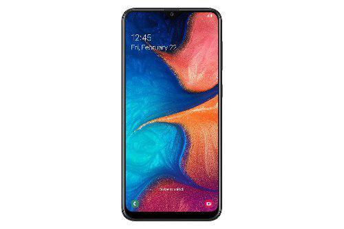 Celular Libre Samsung A20 32gb Ds Negro