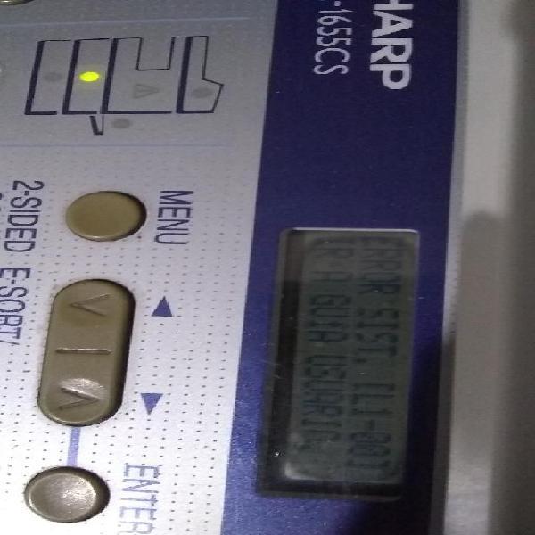 Fotocopiadora Sharp Al_1655cs