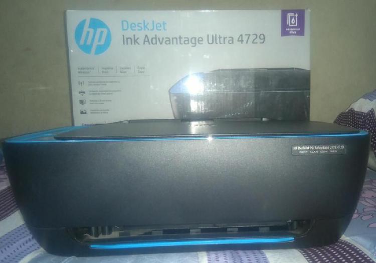 Impresora hp deskjet ink advantage ultra 4729