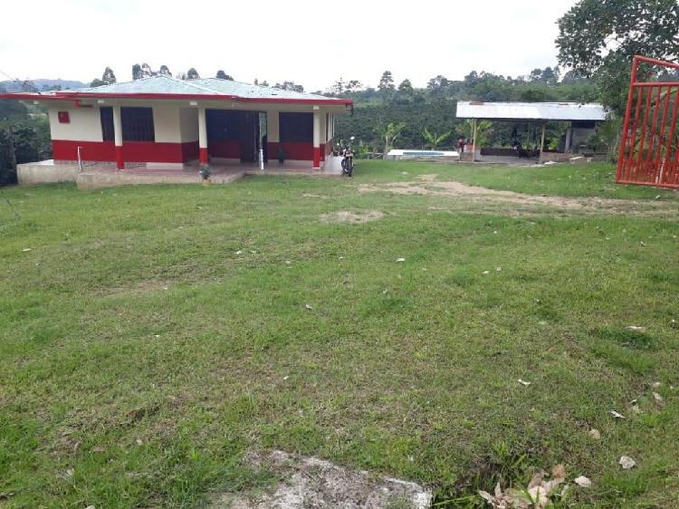 Se vende casa quinta en zilvania garzon huila