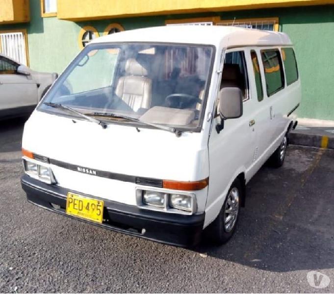 Vendo microbus particular Nissan Vanette