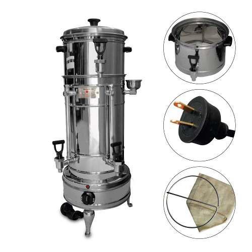 Greca Cafetera Capacidad Para 120 Tintos Electrica O Gas