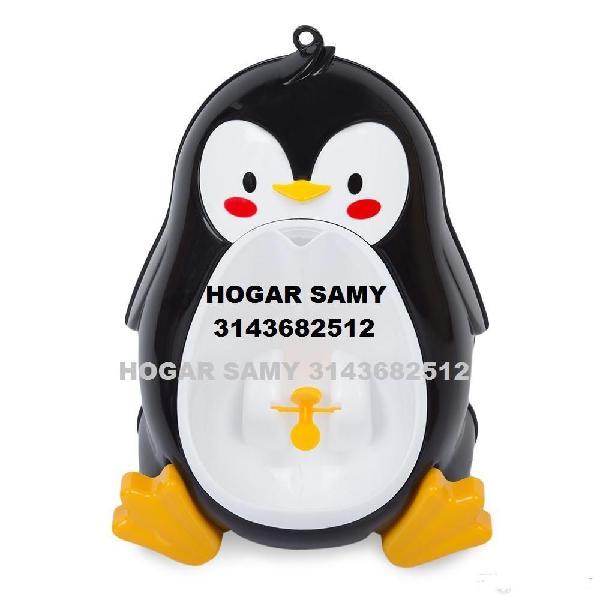 Orinal portátil figura pinguino 25 mil ped: 3143682512
