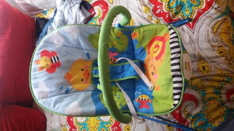 Silla vibradora bebe fisherprice