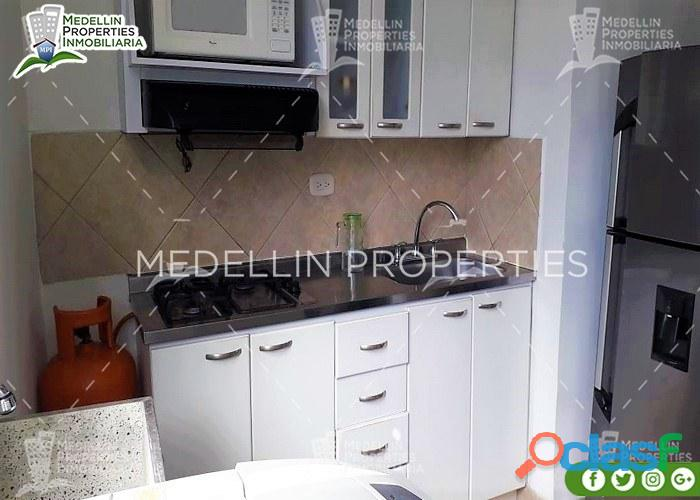 Apartamentos y casas vacacional medellín cod: 5036