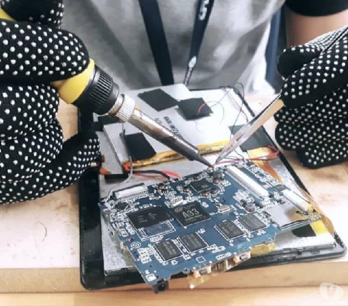 Curso de reparación y mantenimiento de dispositivos