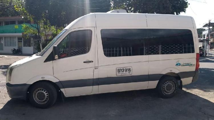 Se vende microbus servicio especial