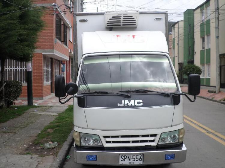 Venta de furgón jmc buen precio con trabajo en empresa de